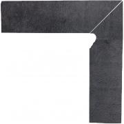 Базалто графіт 2-х елем цок.прав. 8,1х30 PARADYZ Плитка для підлоги