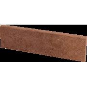Таурус браун цок. 8,1х30 PARADYZ Плитка для підлоги