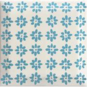 Родарі блу 9,8х9,8 PARADYZ Плитка для стіни