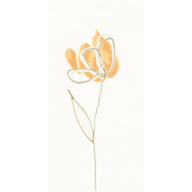 Туліп оранж WІTMB09 (19,8х39,8) RAKO Декор
