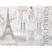 Цементік сірий панно 46х60 П 91071 ІНТЕРКЕРАМА Декор