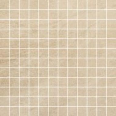 Шторм крем лапато рект 33х33 CERAM.GRES Мозаїка