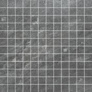 Шторм графіт лапато рект 33х33 CERAM.GRES Мозаїка
