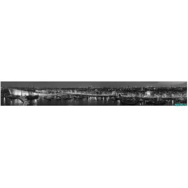 Амстердам Панорама 20х150 3-елем KONSKIE Декор