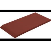 Гладка Червона підвік. капінос 245х135х15 CERRAD Плитка фасадна