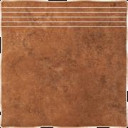Кастіло бронз сх 33х33 CERAM.GRES Грес