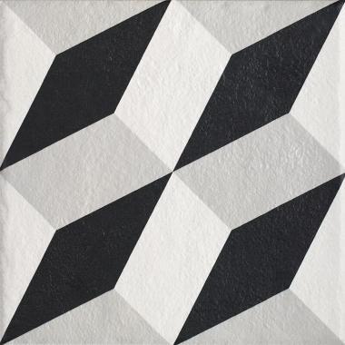 Modern Gres Szkl. Struktura Motyw A  19,8х19,8