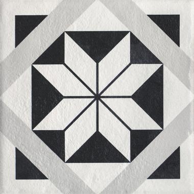Modern Gres Szkl. Struktura Motyw F 19,8х19,8