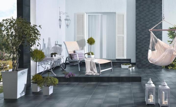 Semir grafit [Paradyz] Призначення Плитка для підлоги