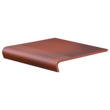 Гладка Кантрі вишня сх капінос 300x320x11 CERRAD Плитка фасадна