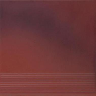 Гладка Кантрі вишня сход. 300x300x11 CERRAD Плитка фасадна