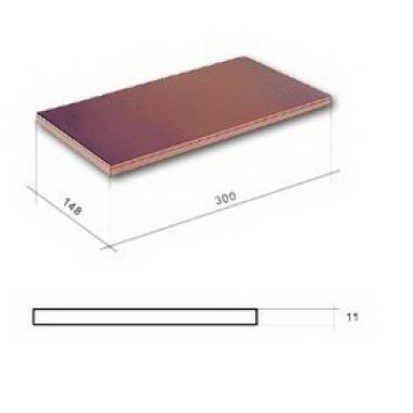 Гладка Кантрі вишня 300x148x11 CERRAD Плитка фасадна