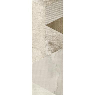 Аттія бейге мотив А 20х60 PARADYZ Плитка для стіни