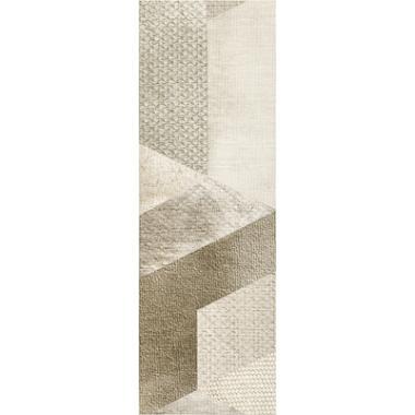 Аттія бейге мотив С 20х60 PARADYZ Плитка для стіни