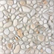 Пебблес DAR3B700 білий (33.3x33.3) RAKO Грес