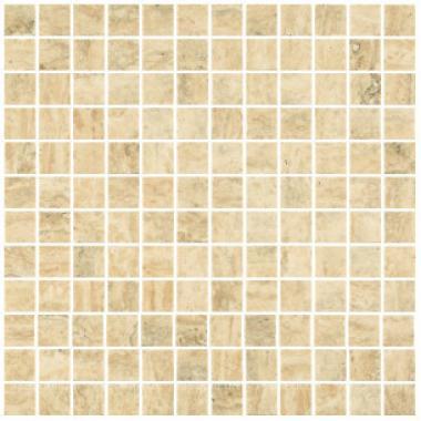 Травертіно сільвер А 29,8х29,8 PARADYZ Мозаїка
