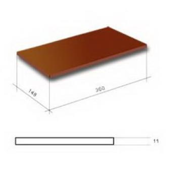 Гладка Калахарі 300х148х11 CERRAD Плитка фасадна
