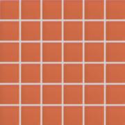 Сандстоун скло оранж VDM05048 (29.5х29.5) RAKO Мозаїка