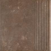 Іларіо Браун сход [Paradyz] 30х30 Клінкер