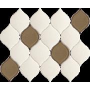 Містісанд Крема арабеско мікс [Paradyz] 26.5х20.2 мозаїка