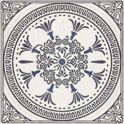 Севілла азул декор D [Paradyz] 19.8х19.8 Грес