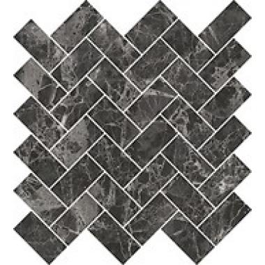 SEPHORA BLACK MOSAIC 29.7x26.8 Мозаїка